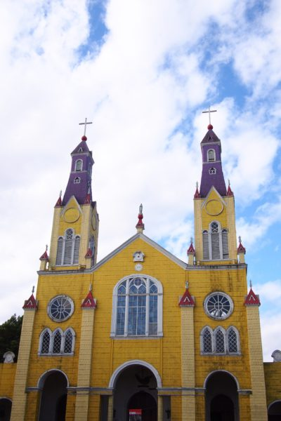 チロエ島 教会
