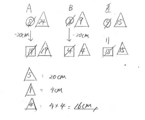 倍数算の解き方