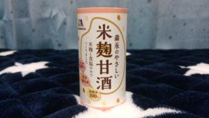 森永の米麹甘酒