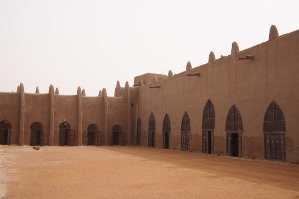 マリ ジェンネ 泥のモスク